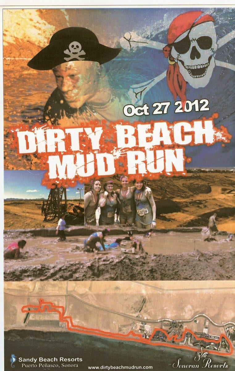 Dirty Beach Mud Run