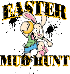 Easter Mud Hunt
