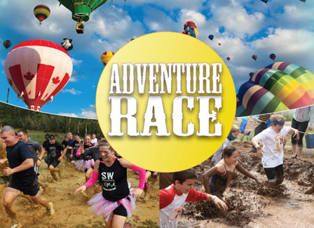 Blue Skies Adventure Race