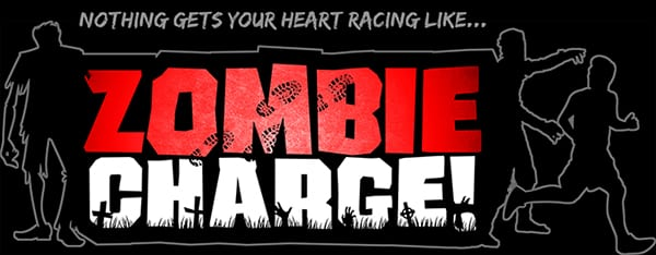Houston Texas Zombie Charge 2016