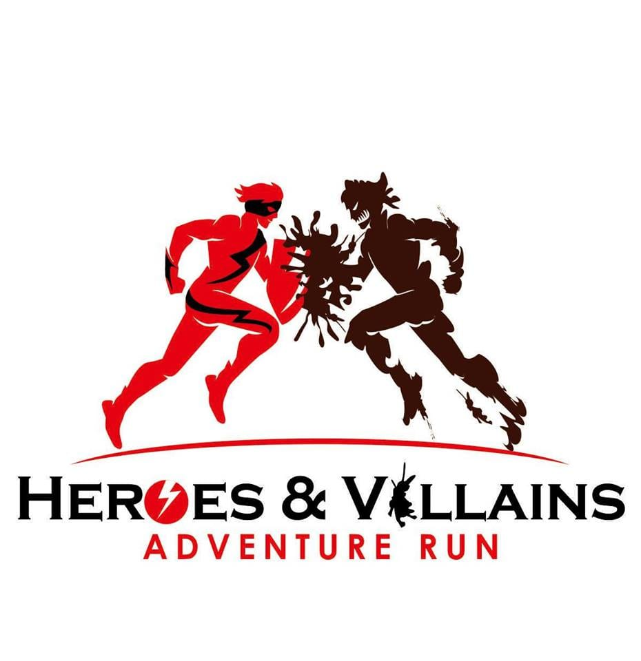 Heroes and Villains Adventure Run