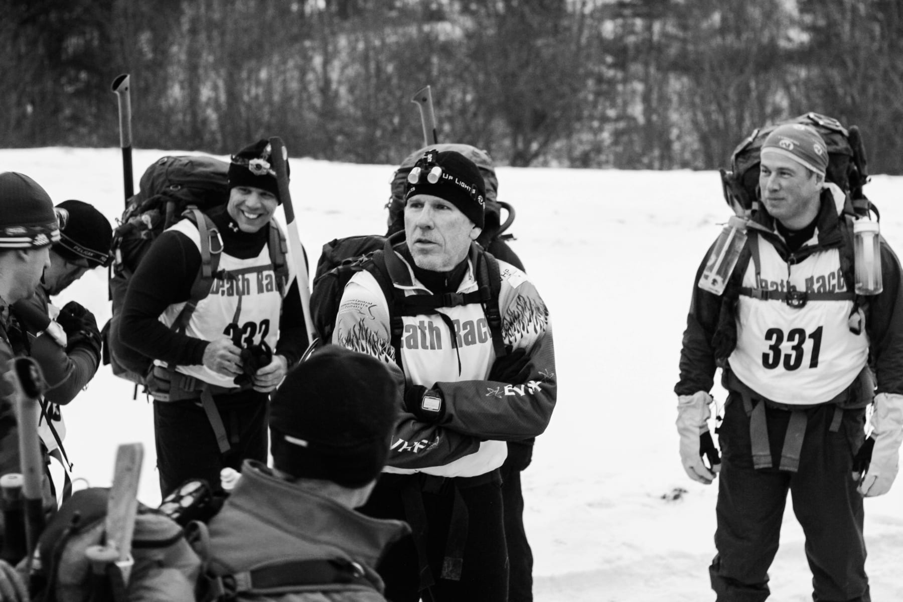 Winter Death Race: Reflections from Hell Freezing Over