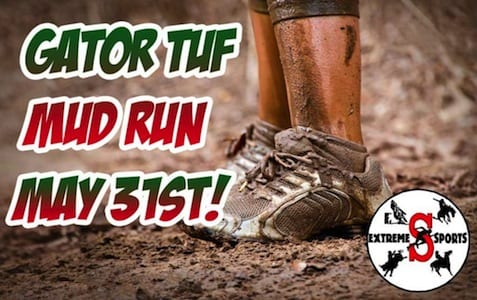 tampa florida gator tuf mud run 2014 may 31 2014 register here
