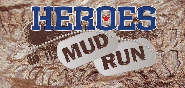 The Heroes Mud Run
