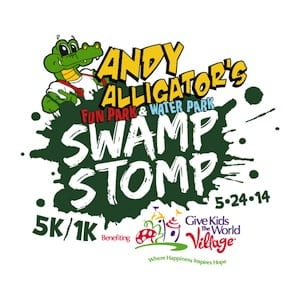 Andy Alligators Swamp Stomp