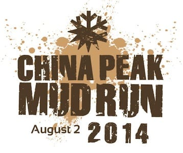 China Peak Mud Run