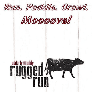 Udderly Muddy Rugged Run