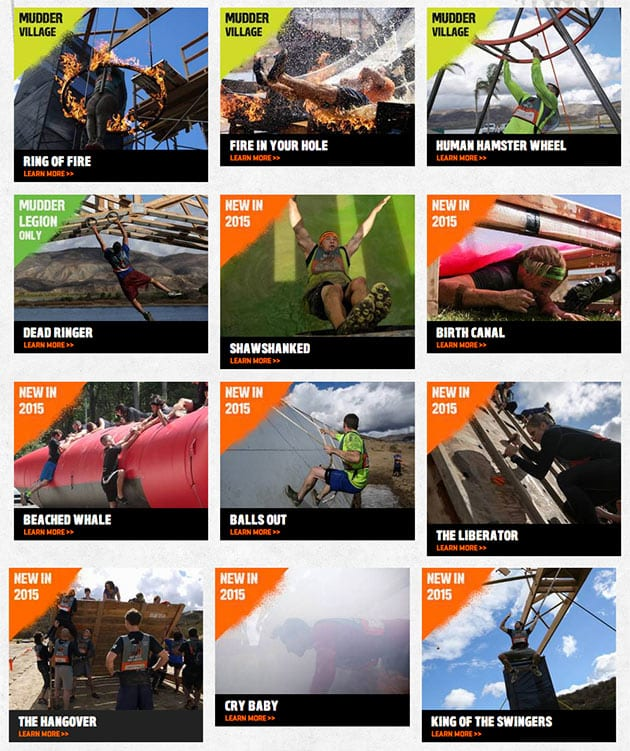 Newer, bigger, and badder Tough Mudder challenges for 2015
