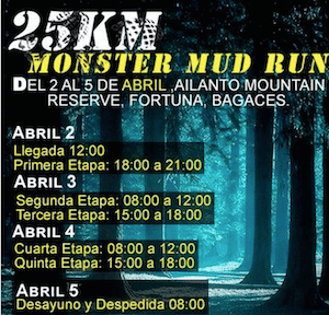 Monster Mudster Run