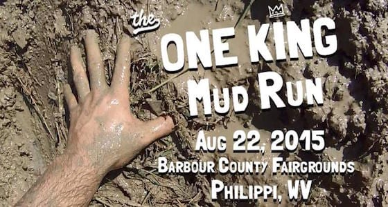 One King Mud Run
