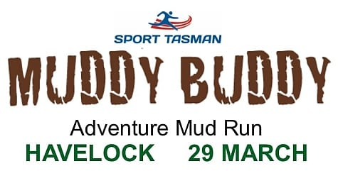 Sport Tasman Marlborough Muddy Buddy