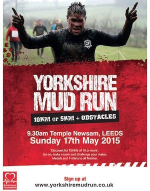 Yorkshire Mud Run