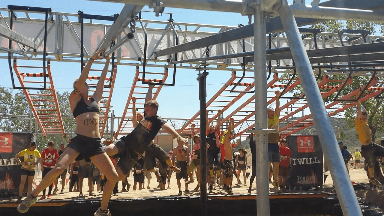 Race Recap Tough Mudder 2 0 Socal Mud Run Obstacle