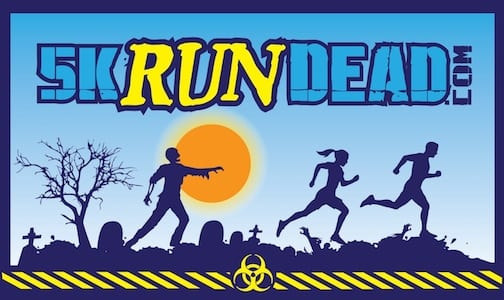 5KRunDead Zombie Run