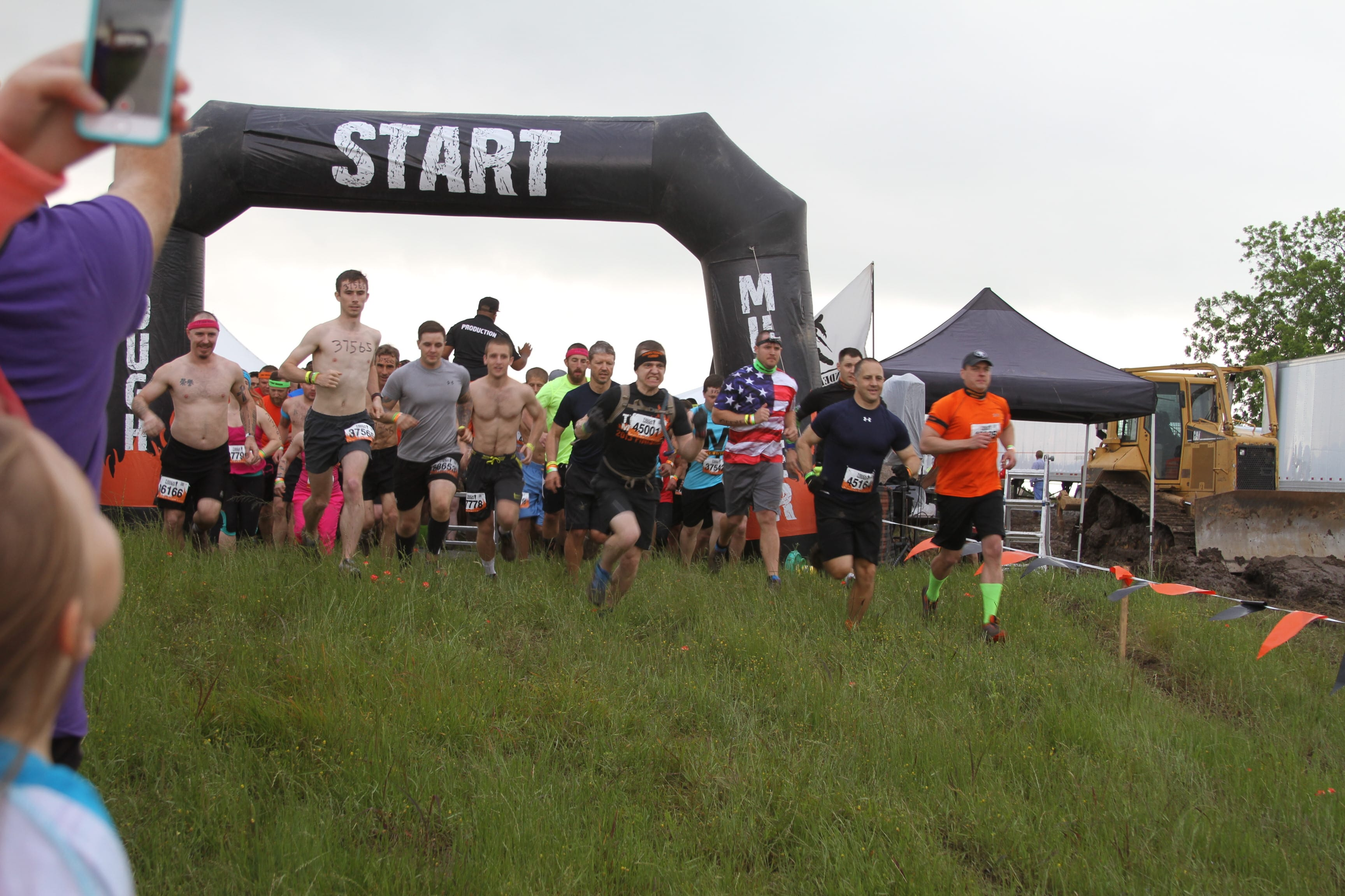Opinion Tough Mudder Fear Of Mud Run Ocr Obstacle