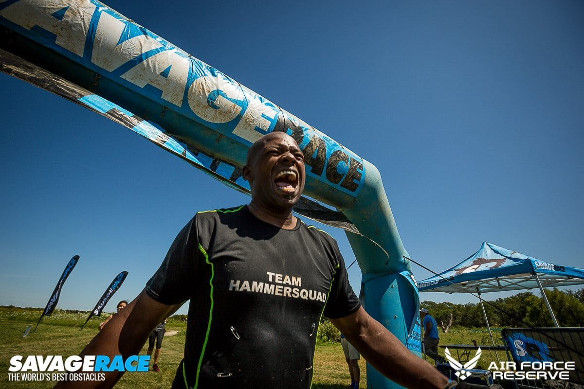 Race Recap Savage Race Dallas Mud Run Ocr Obstacle
