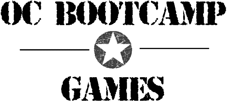 OC Bootcamp Games