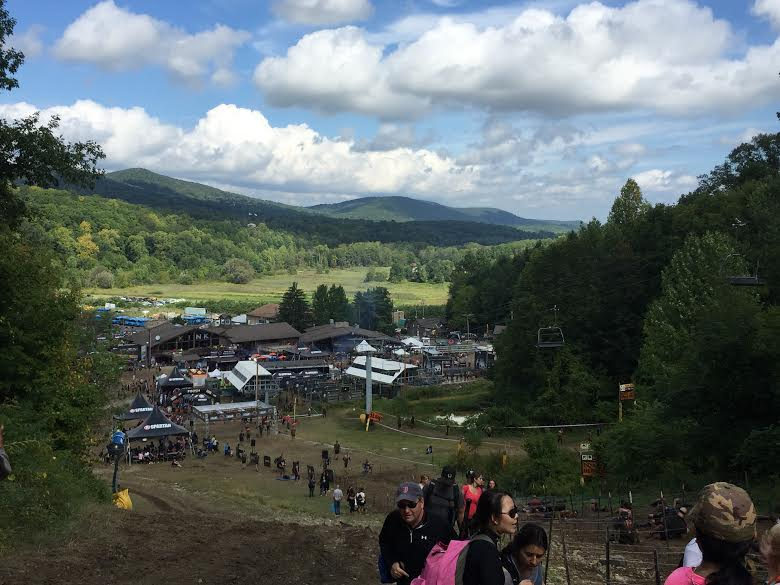 Race Recap Spartan Super Mountain Creek Resort Mud
