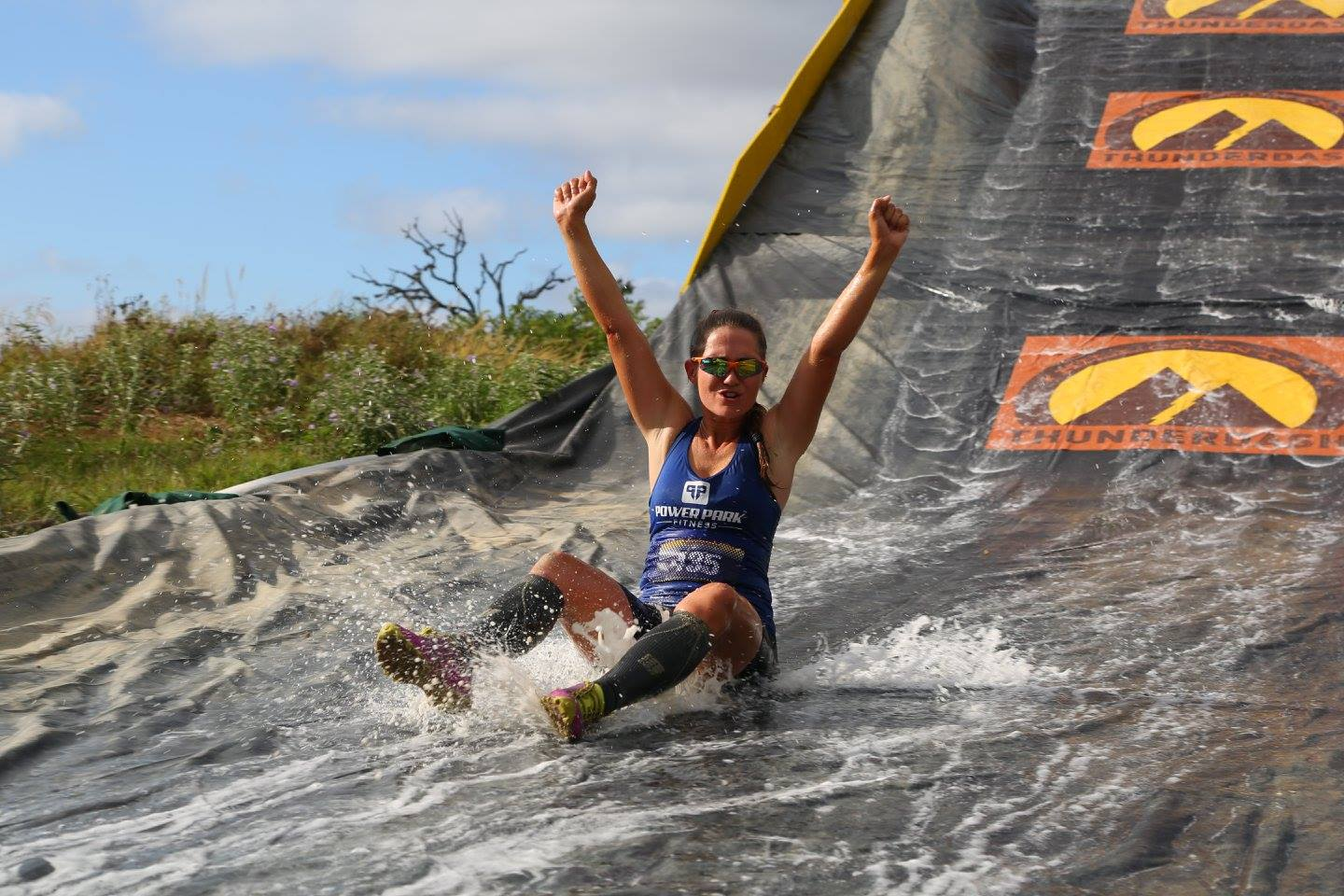 Race Interview Thunderdash Mud Run Ocr Obstacle