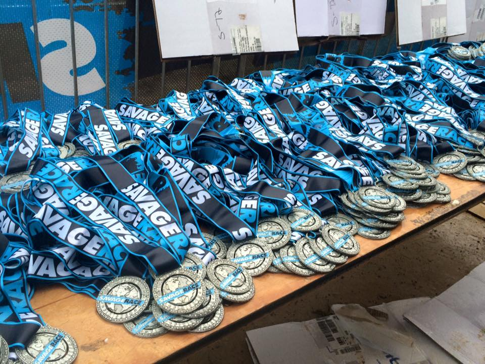 Top 5 Medals In Ocr Mud Run Ocr Obstacle Course Race