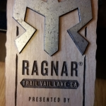 """Ragnar Trail at one point was going to be called """"Ragnar Rugged"""" and this medal lives up to that name!"""