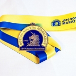 The BAA unicorn is a medal of distinction and goal of many runners worldwide.