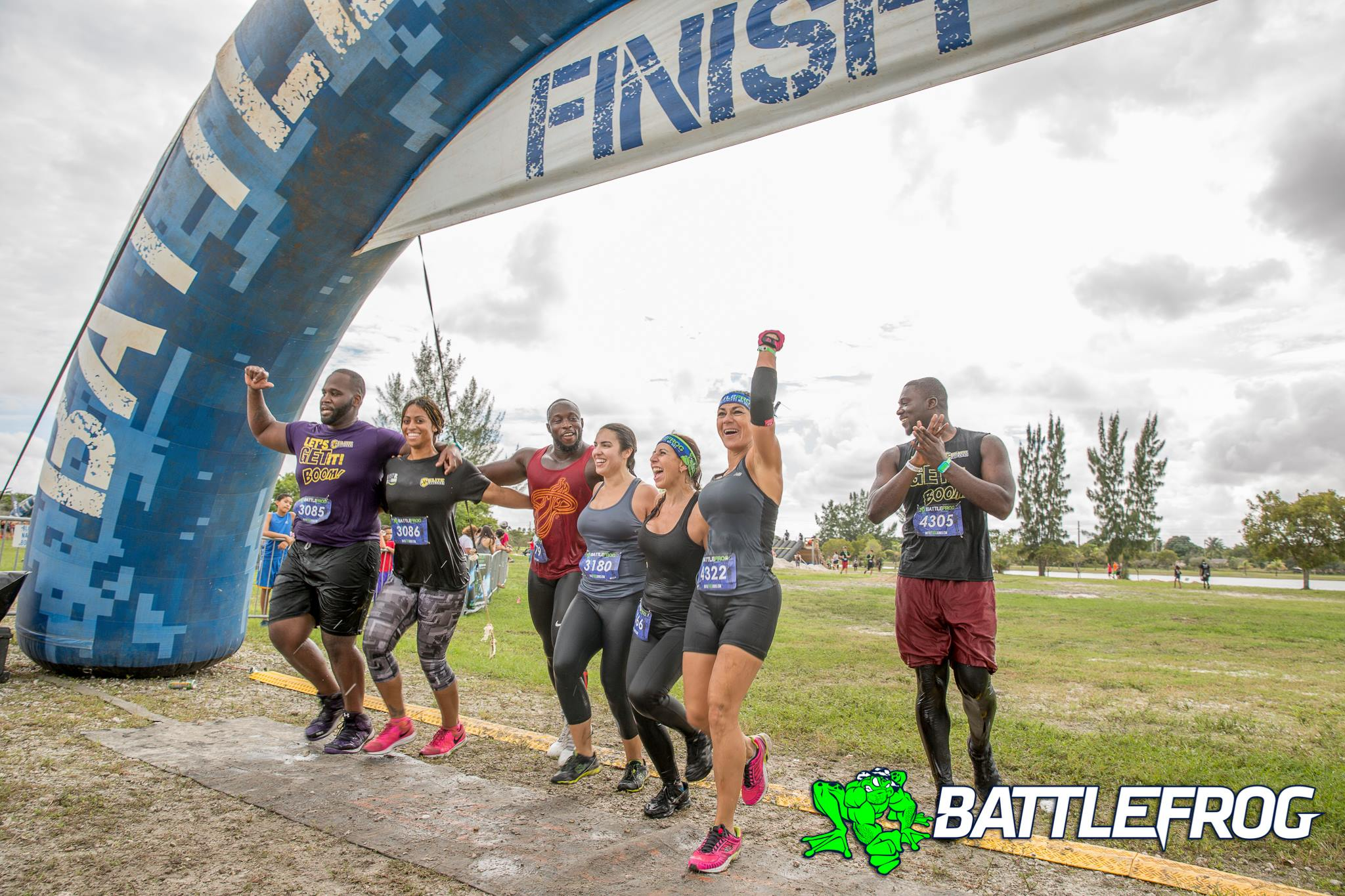 Battlefrog Championships Preview Mud Run Ocr Obstacle