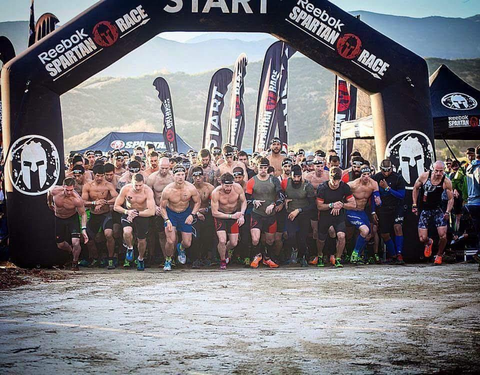 Socal Spartan Weekend A Study In Contrasts Mud Run