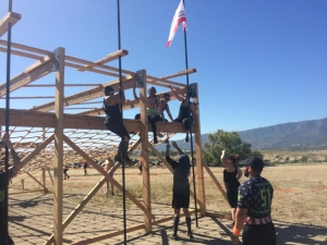 Terrain Mud run Socal