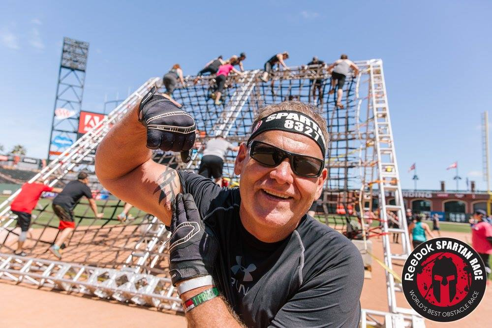 Race Recap At Amp T Stadium Sprint Mud Run Ocr Obstacle