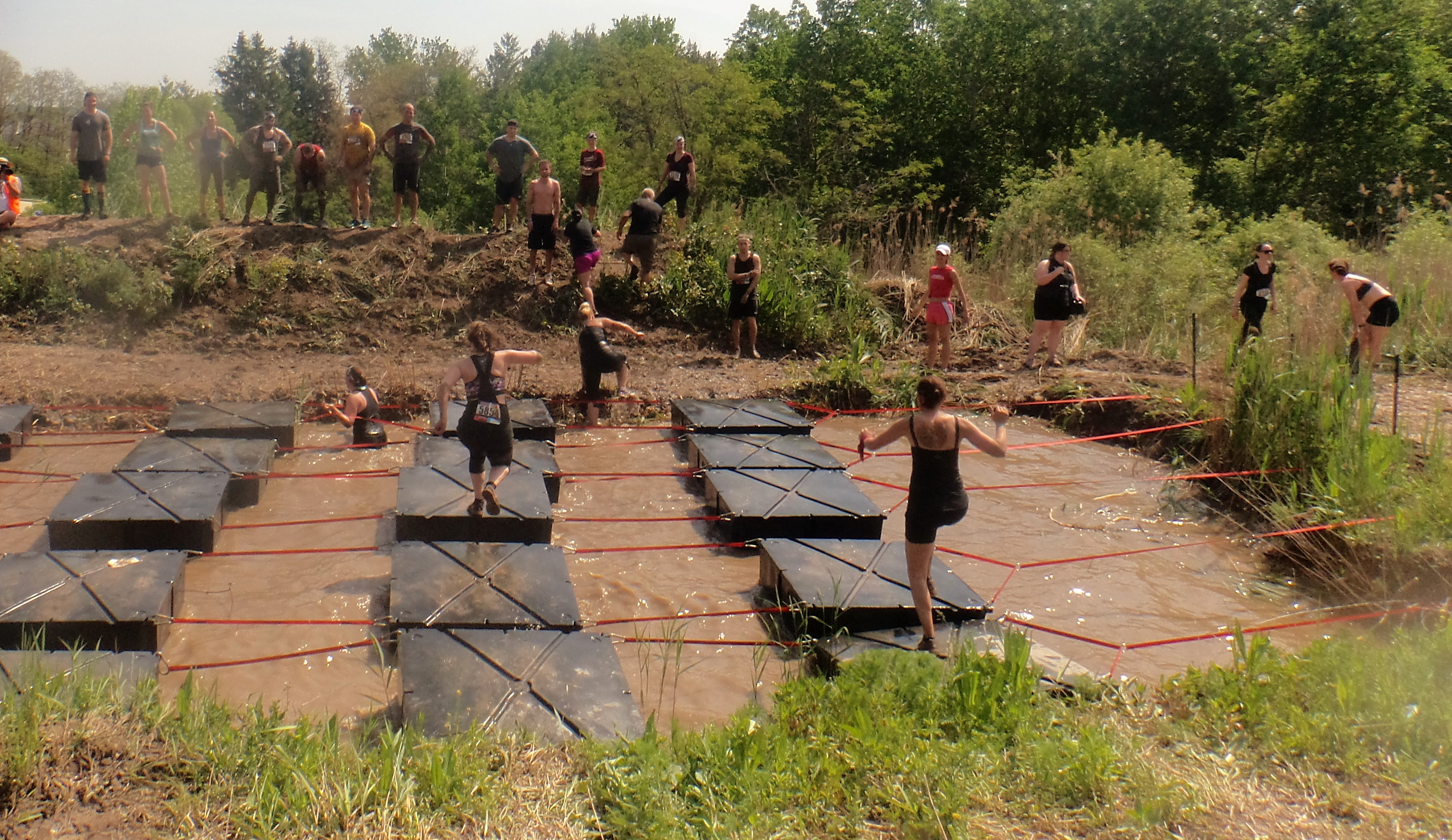 Rugged maniac kitchener