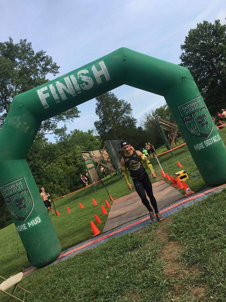 Race Recap What Is Conquer The Gauntlet Mud Run Ocr