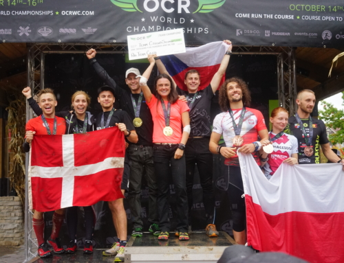 2016 OCR World Championship Team Race Video Recap