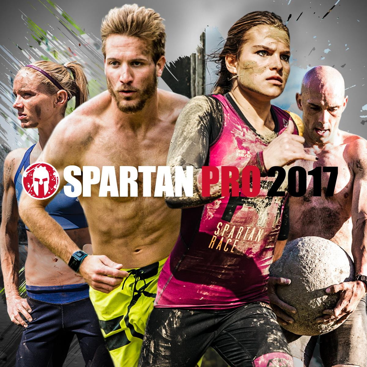 Spartan Race Announces 2017 Pro Team Mud Run Ocr