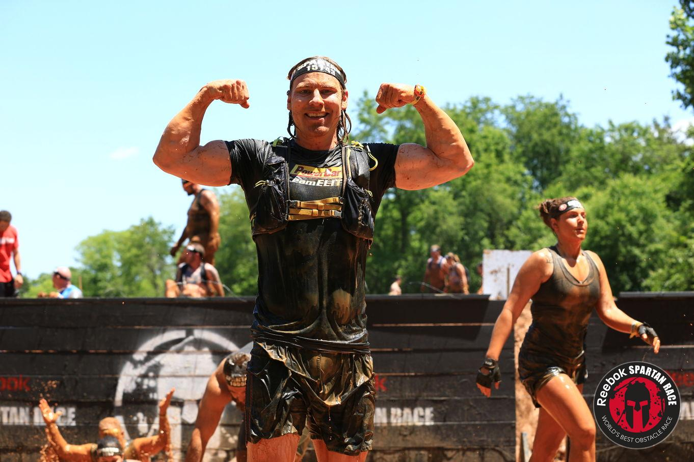 44b2789188 Brian Boyle s Journey to a Spartan Race Trifecta