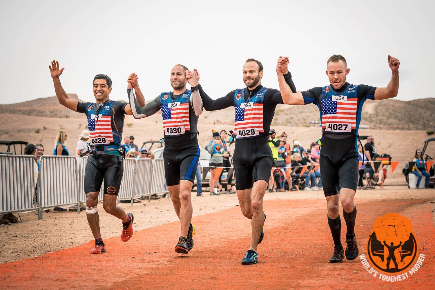 Success Of Military Vets At World S Toughest Mudder Mud