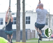 Vanguard Race Rope Climb