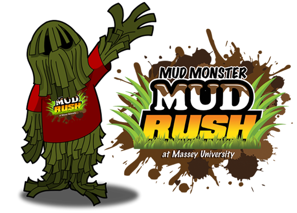 Mud Monster Mud Rush