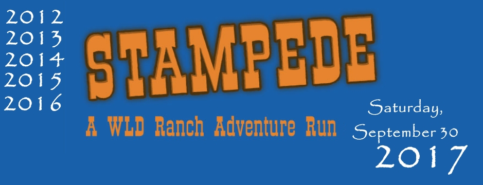 Girard Pennsylvania Wld Ranch Stampede Adventure Run 2017