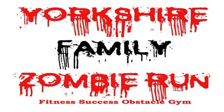 Yorkshire Family Zombie Run