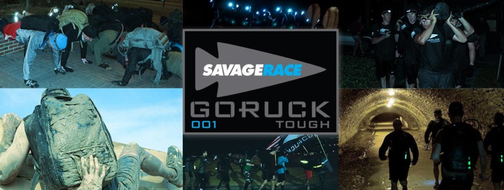 07b20bd2a226 Savage Race and GORUCK recently teamed up to offer a whole new event  combining the two brands. The Savage Race X GORUCK Tough Challenge is set  to take place ...