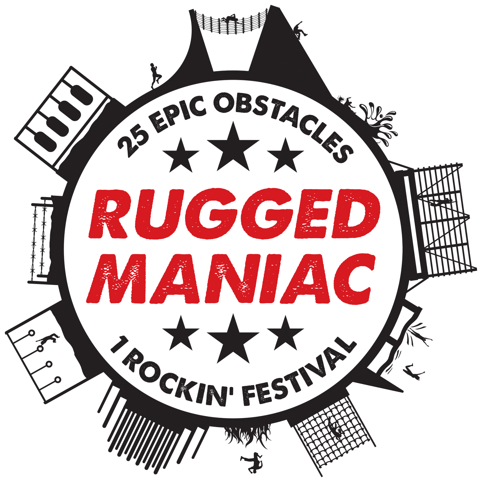 Phoenix Arizona Rugged Maniac Spring 2018