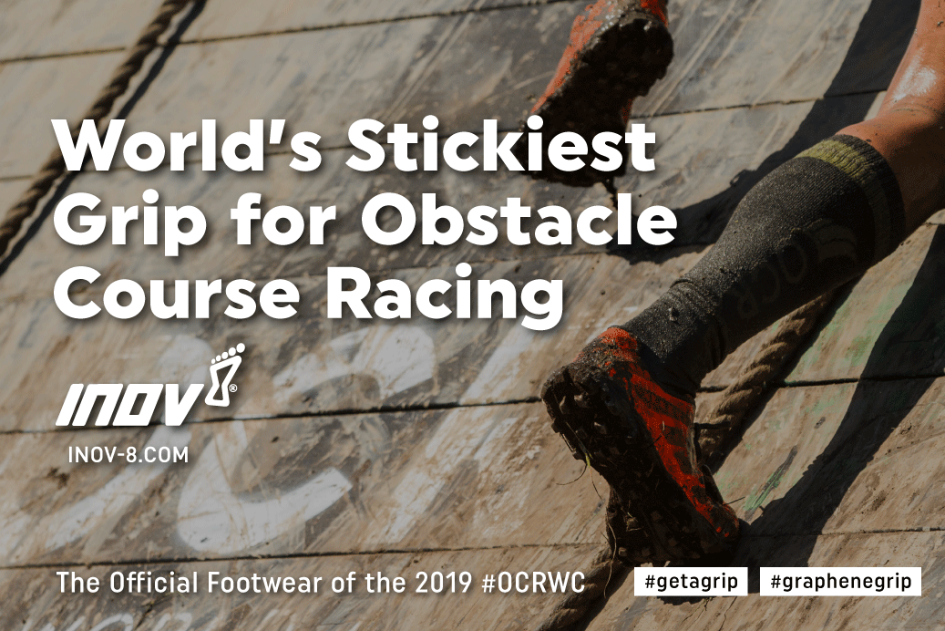 35bce8cc3b6 The Obstacle Course Racing World Championships are returning to the UK –  and inov-8 will once again be the official footwear brand.