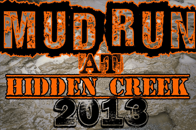 Hidden Creek Park Mud Run