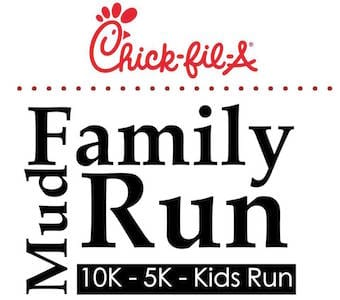 ChickFilA Family Mud Run