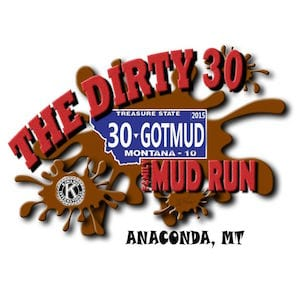 Dirty 30 Family Mud Run