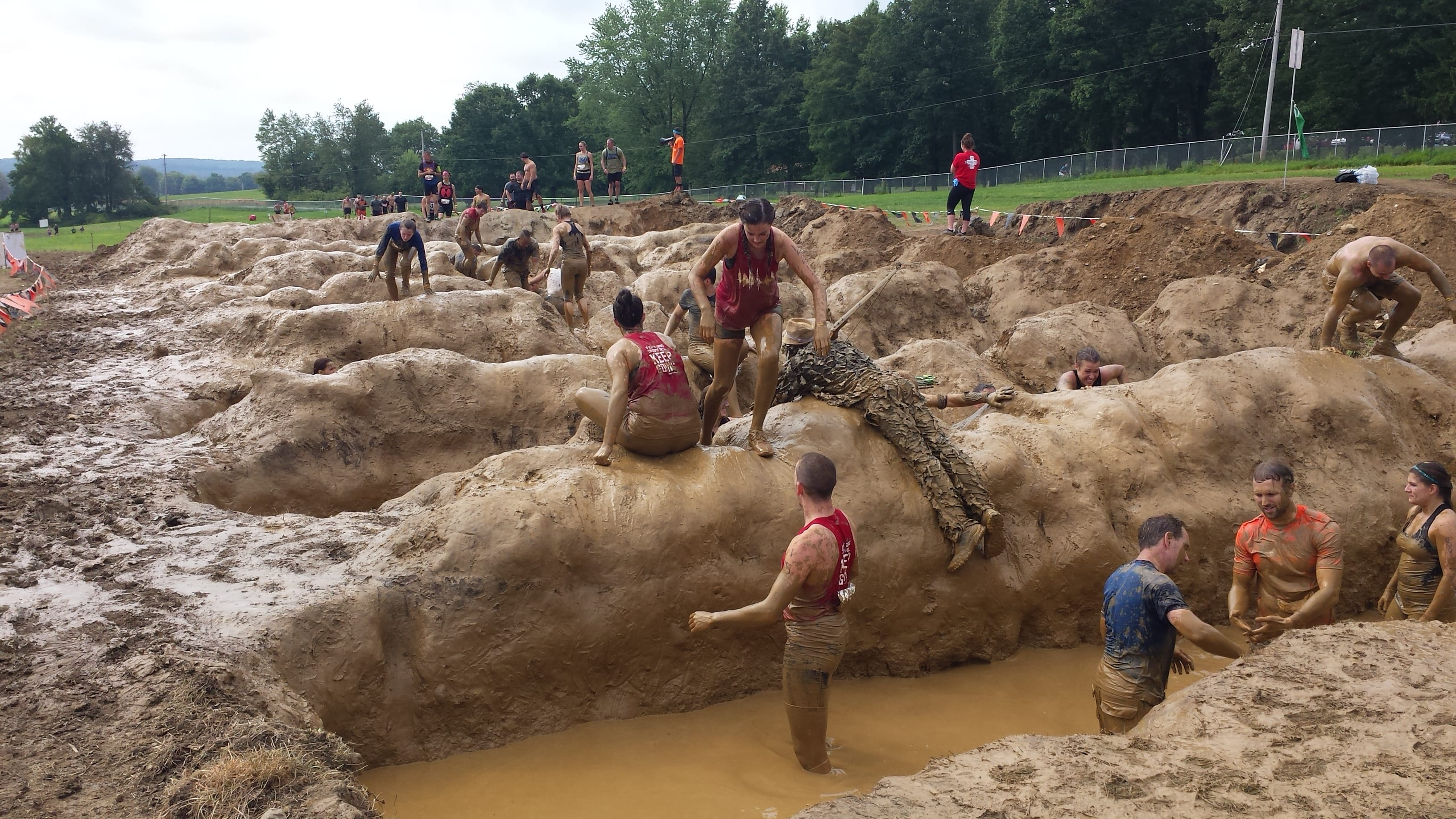 Kids Obstacle Challenge is an adventure and obstacle course race for kids ages , with fun and challenging obstacles and mud. Parents run for free.