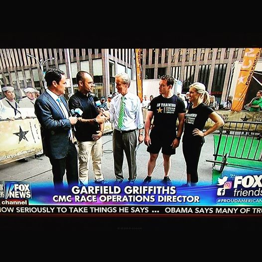 Civilian Military Combine on Fox & Friends