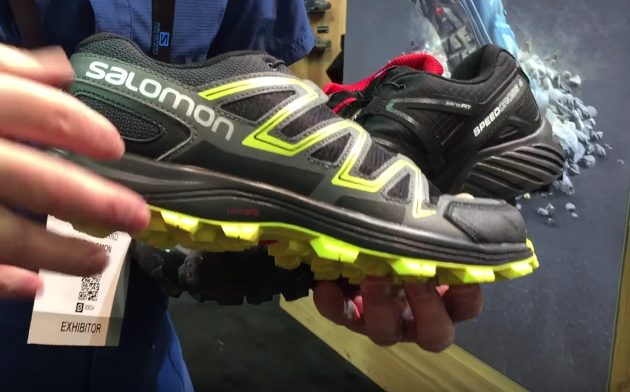 2017 Salomon Shoe