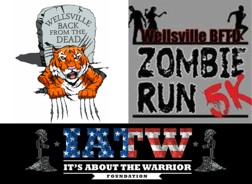 Wellsville Zombie Run